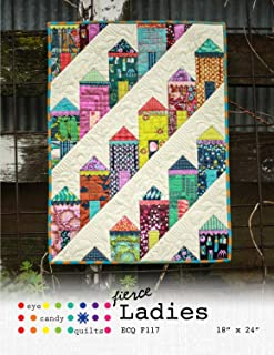 lady quilt pattern