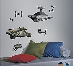 Star Wars Juego de Pegatinas de Pared Roommates