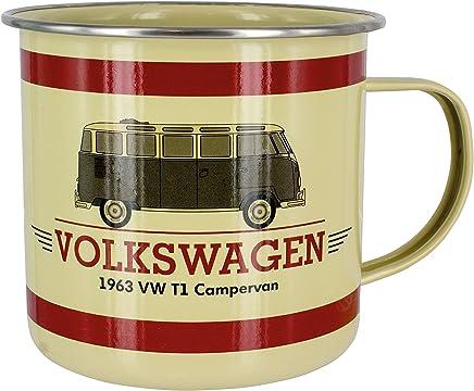 Preisvergleich für Flashpoint 510397 VW Campervan Emaille Becher