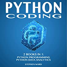 Python Coding: 2 Books in 1: Python Programming and Data Analytics