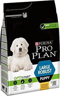 Proplan Dry Dog Food Robust Puppy Chicken, Brown, Large - 3 Kg, 12272200