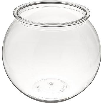 Koller Products Panaview 1-Gallon Globe Fish Bowl (BL10RPET)