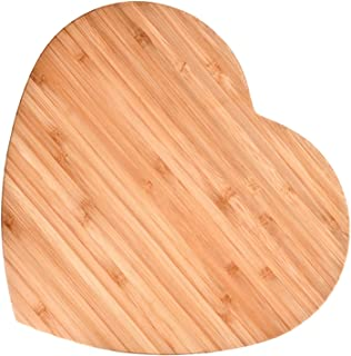 heart shaped chopping board