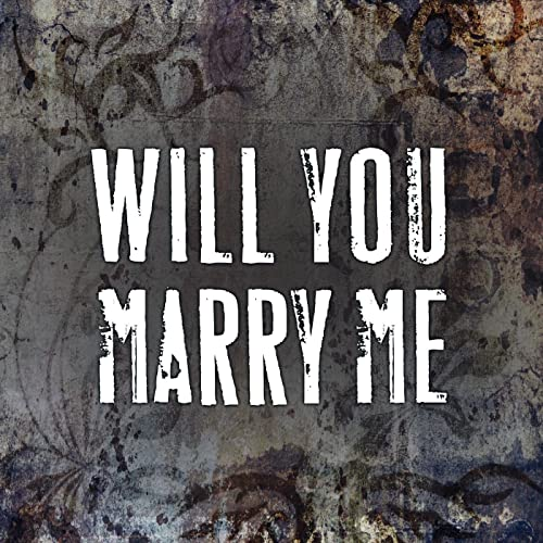 Amazon com: Will You Marry Me (Radio & Re-mix Version