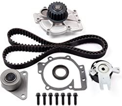 ECCPP fits 2011-2013 Volvo C70 Engine 3887615 2.5L DOHC Timing Belt Water Pump Kit