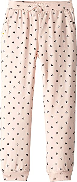 Dot Print Jogger (Toddler/Little Kids)