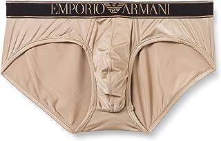 Emporio Armani Men's Underwear Brief Shiny Microfiber
