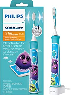 Philips Sonicare HX6321/02 Sonicare for Kids Rechargeable...