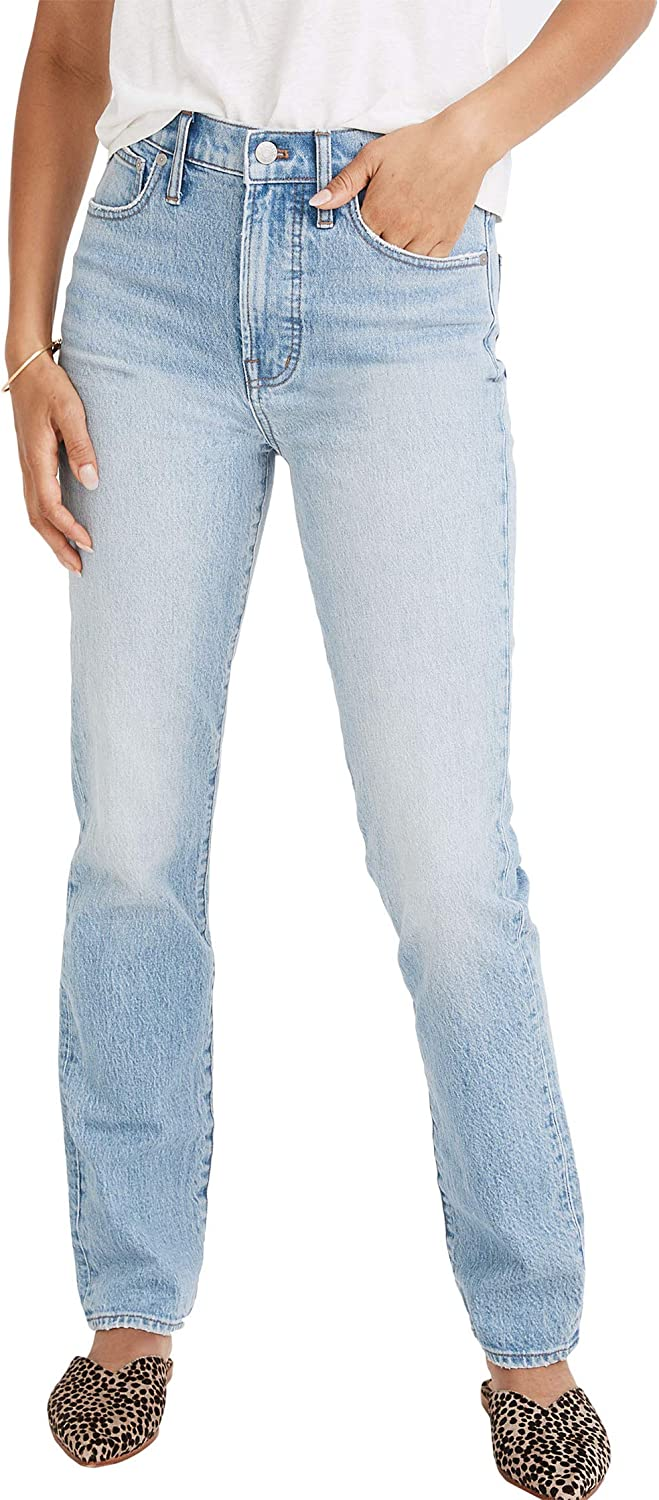 Madewell The Perfect Vintage Full-Length Jeans in Colebrooke Wash