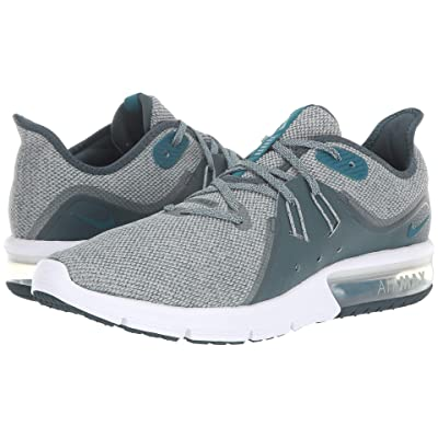 Nike Air Max Sequent 3 (Mica Green/Geode Teal/Faded Spruce) Men