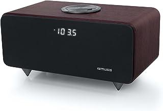 Altavoz Muse M-620 con Bluetooth - Madera