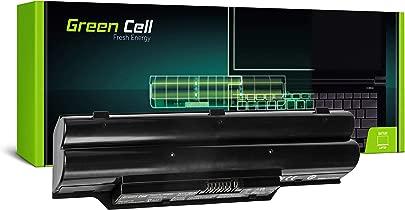 Green Cell Standard Serie FPCBP250 Laptop Akku f r Fujitsu LifeBook A530 A531 AH530 AH531 6 Zellen 4400mAh 10 8V Schwarz Schätzpreis : 29,25 €