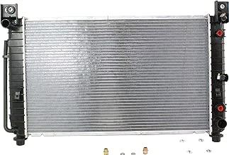 Garage-Pro Radiator for CHEVROLET SILVERADO 1500 1999-2004 4.8L/5.3L 28x17 core