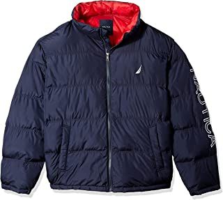 Men's Big and Tall Arctic Down Signature Bomber Jacket