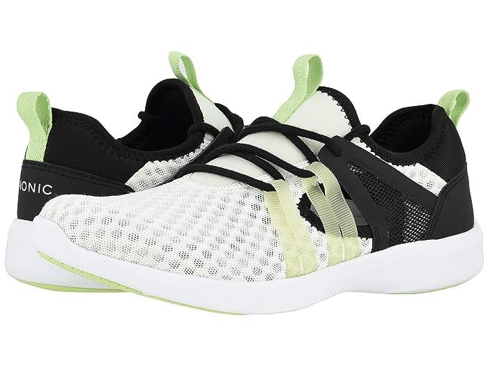 VIONIC  Adore (Black/White) Womens Shoes