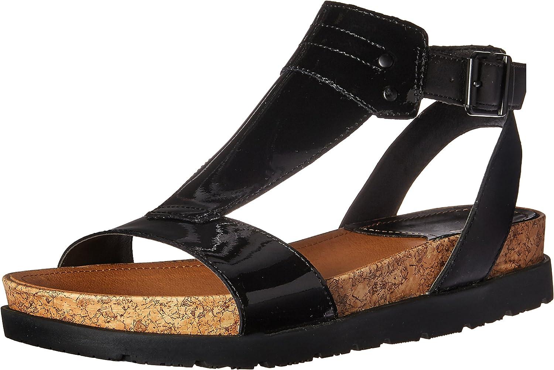 Caterpillar Womens Mystic T Strap Footbed Sandal Sandal