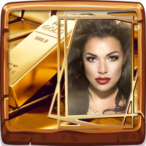Gold Photo Frames Diamond Com Gold Bracelets