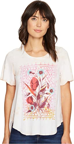 Lucky Brand - Flower Rug Top