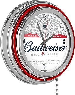 Best budweiser wall clock Reviews