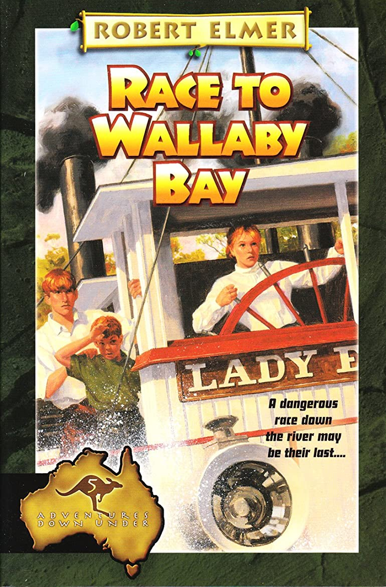 Race to Wallaby Bay (The Adventures Down Under Book 5) (English Edition)
