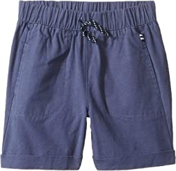 Lightweight Canvas Shorts (Toddler/Little Kids/Big Kids)