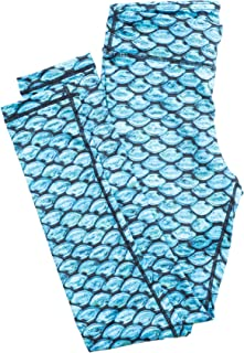 Fin Fun Women's Mermaid Yoga Sport Leggings