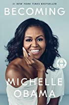 Cover image of Becoming by Michelle Obama