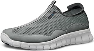 TSLA Men's Lightweight Sports Running Boost Shoes, Walking Sneakers Performance Shoes