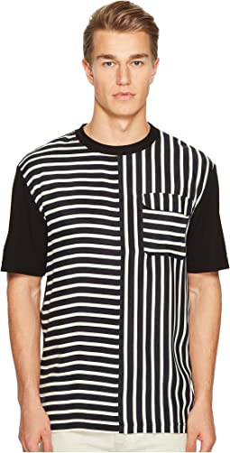 Striped River Tee