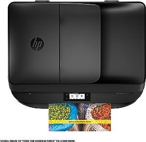 HP OJ4650/F1J03A#B1H/F1J03A#B1H OfficeJet 4650 All-in-One Printer - Recertified(Renewed)