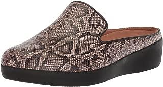 FITFLOP Womens - Superskate Slip-on Mule Beige Size:
