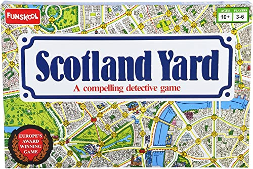 Funskool Scotland Yard product image