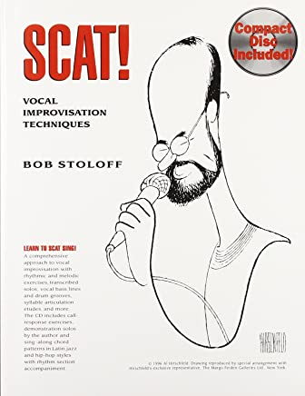 Scat! Vocal Improvisation Techniques [Lingua inglese]