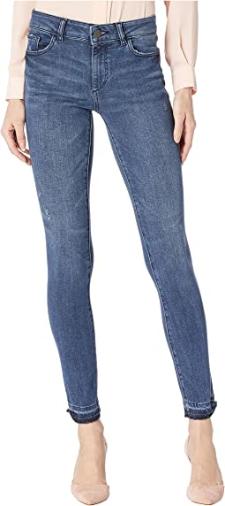 Florence Mid-Rise Instasculpt Skinny in Crews