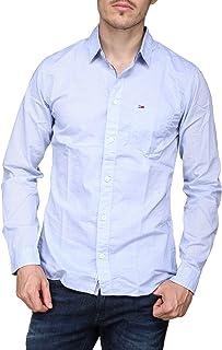 Tommy Hilfiger Erkek Günlük Gömlekler SOLID NEW (TEDDY)