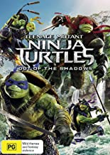 Best Teenage Mutant Ninja Turtles Out of the Shadows   NON-USA Format   PAL   Region 4 Import - Australia Review