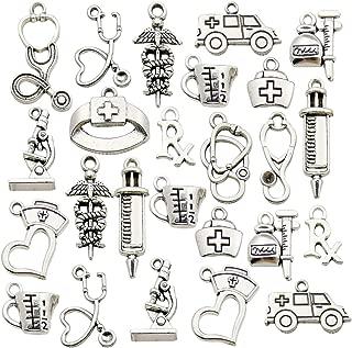 Best nursing jewelry charms Reviews