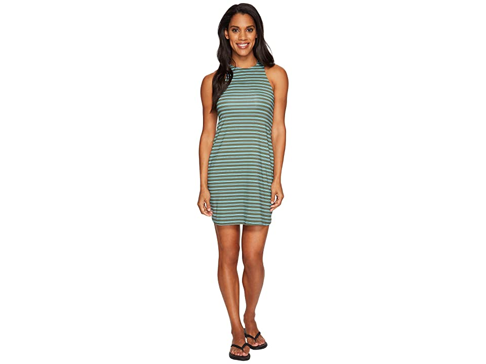 Carve Designs Sanitas Dress (Canyon Stripe) Women