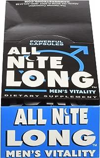 Best all nite long pills Reviews