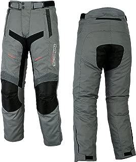 UOMO Donna 5XL nero IXS Dropy II Pantaloni Impermeabile per Moto X-regenhose Dropy 2 Schwarz