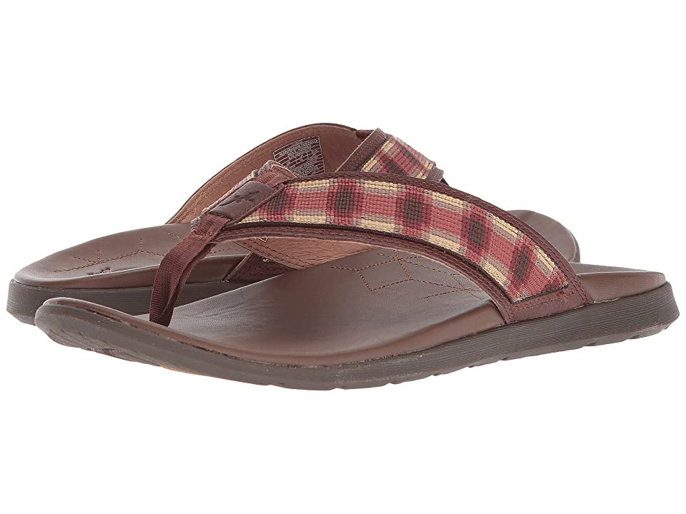 Chaco Marshall (Tartan Rust) Men
