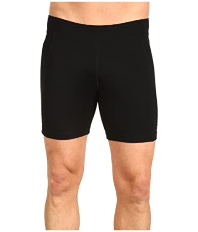 Prana JD Short (Black) Men