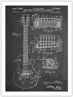 Best gibson guitar poster Reviews