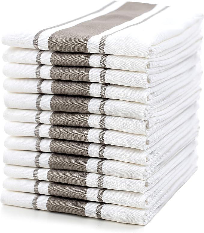 531 opinioni per Sticky Toffee Asciugamani di Cotone 100% Cotone, 12 Pacchetti di Asciugamani da