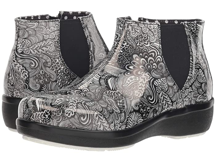 Alegria  Climatease (Whack a Doodle Grey) Womens  Boots