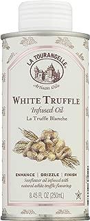 La Tourangelle Regular White Truffle Tin Can Cooking Salad Oil, 8.45 Oz