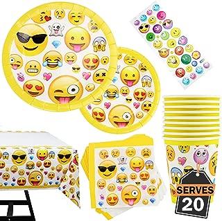 justice emoji party