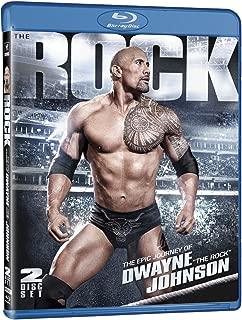 The Rock: The Epic Journey of Dwayne Johnson