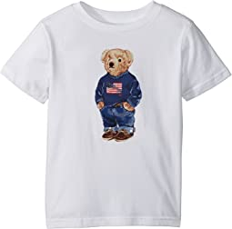 Polo Ralph Lauren Kids - Polo Bear Cotton T-Shirt (Toddler)