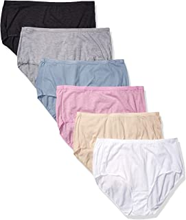 Women's Signature Breathe Cotton Brief 6-Pack